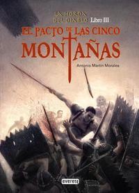 Libro LA HORDA DEL DIABLO III: EL PACTO DE LAS CINCO MONTAÑAS