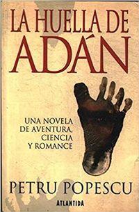 Libro LA HUELLA DE ADAN