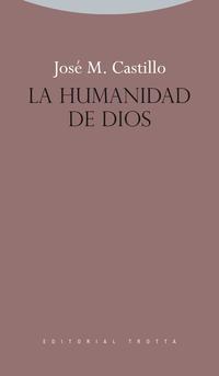 Libro LA HUMANIDAD DE DIOS