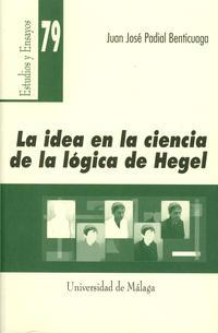 Libro LA IDEA DE LA LOGICA DE HEGEL