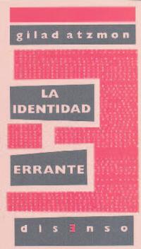 Libro LA IDENTIDAD ERRANTE