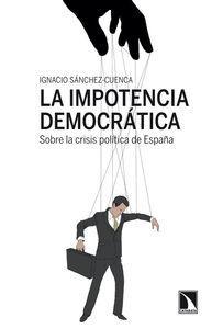 Libro LA IMPOTENCIA DEMOCRATICA