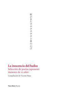 Libro LA INOCENCIA DEL HAIKU