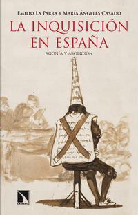 Libro LA INQUISICION EN ESPAÑA
