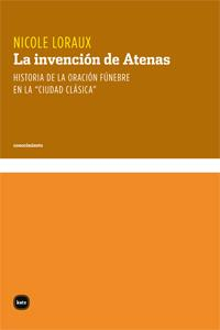 Libro LA INVENCION DE ATENAS