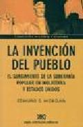 Libro LA INVENCION DEL PUEBLO