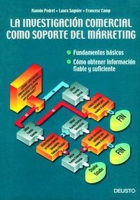 Libro LA INVESTIGACION COMERCIAL COMO SOPORTE DEL MARKETING