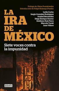 Libro LA IRA DE MEXICO