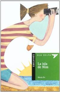 Libro LA ISLA DE NIM + CUADERNO