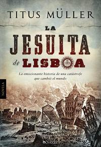 Libro LA JESUITA DE LISBOA