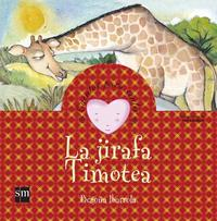 Libro LA JIRAFA TIMOTEA