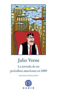 Libro LA JORNADA DE UN PERIODISTA AMERICANO EN 2889