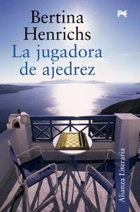Libro LA JUGADORA DE AJEDREZ