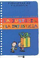 Libro LA JUSTICIA Y LA INJUSTICIA