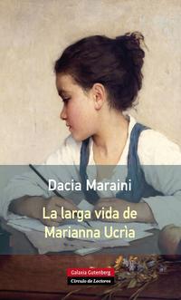 Libro LA LARGA VIDA DE MARIANNA UCRIA