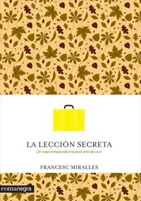 Libro LA LECCION SECRETA