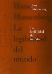 Libro LA LEGIBILIDAD DEL MUNDO