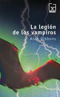 Libro LA LEGION DE LOS VAMPIROS