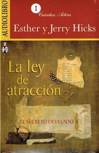 Libro LA LEY DE ATRACCION: EL SECRETO DESVELADO