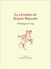 Libro LA LEYENDA DE SLEEPY HOLLOW