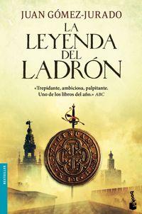 Libro LA LEYENDA DEL LADRÓN