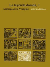 Libro LA LEYENDA DORADA, 1