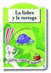 Libro LA LIEBRE Y LA TORTUGA