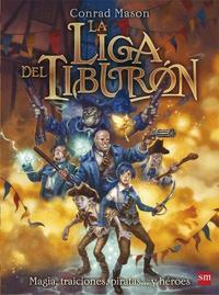Libro LA LIGA DEL TIBURON