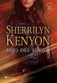 Libro LA LIGA Nº 2: HIJO DE FUEGO