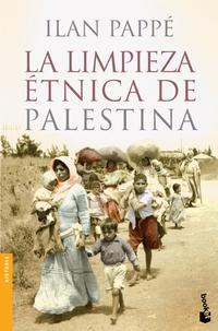 Libro LA LIMPIEZA ETNICA DE PALESTINA