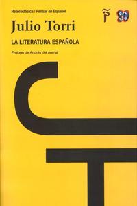 Libro LA LITERATURA ESPAÑOLA