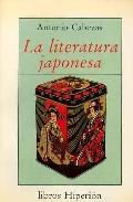 Libro LA LITERATURA JAPONESA