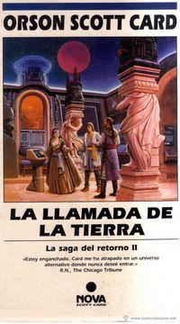 Libro LA LLAMADA DE LA TIERRA