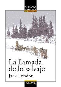 Libro LA LLAMADA DE LO SALVAJE