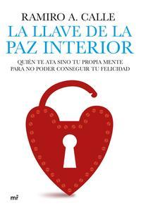 Libro LA LLAVE DE LA PAZ INTERIOR