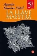 Libro LA LLAVE MAESTRA