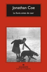 Libro LA LLUVIA ANTES DE CAER