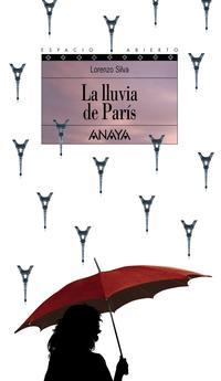 Libro LA LLUVIA DE PARIS