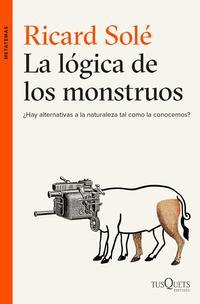 Libro LA LOGICA DE LOS MONSTRUOS