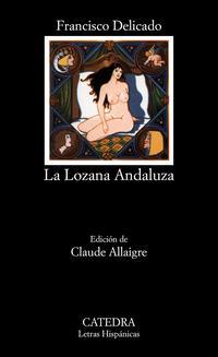 Libro LA LOZANA ANDALUZA