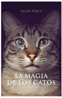 Libro LA MAGIA DE LOS GATOS
