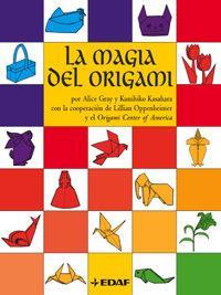 Libro LA MAGIA DEL ORIGAMI