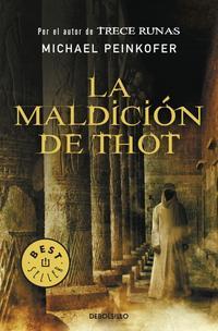 Libro LA MALDICION DE THOT
