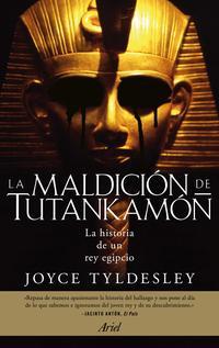 Libro LA MALDICION DE TUTANKAMON