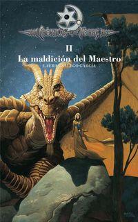 Libro LA MALDICION DEL MAESTRO