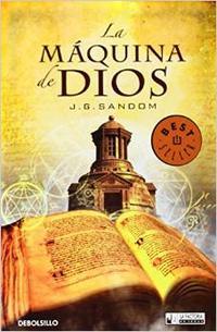 Libro LA MAQUINA DE DIOS