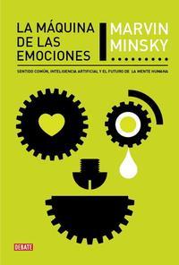 Libro LA MAQUINA DE LAS EMOCIONES