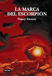 Libro LA MARCA DEL ESCORPION