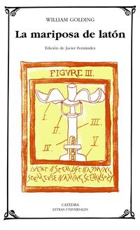 Libro LA MARIPOSA DE LATON