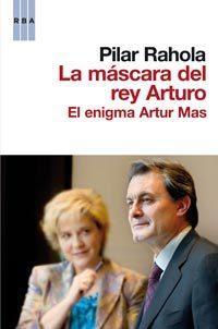 Libro LA MASCARA DEL REY ARTURO
